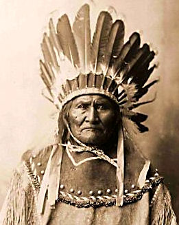 Apache headdress